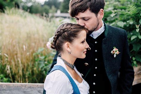Brautfrisur Trachtenhochzeit by Trachtenhochzeit Am Schliersee Den Snabbox Fotografie