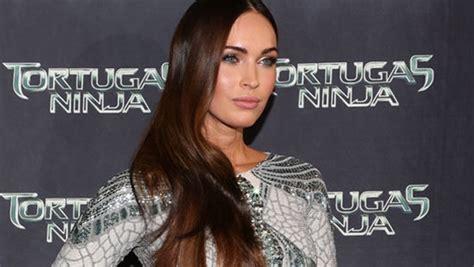 Megan Fox in Silver Zuhair Murad Dress
