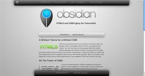 cms templates concrete5 themes responsive concrete5 themes