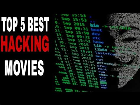 Film Holywood Tentang Hacker | top 5 best hacking movies hollywood youtube