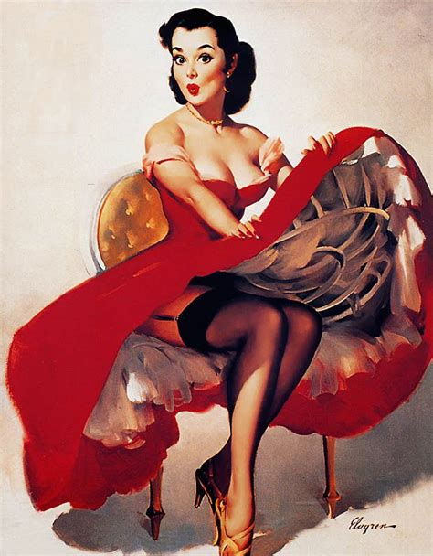 pin up pin up pictures gil elvgren 1950 s pin up 2