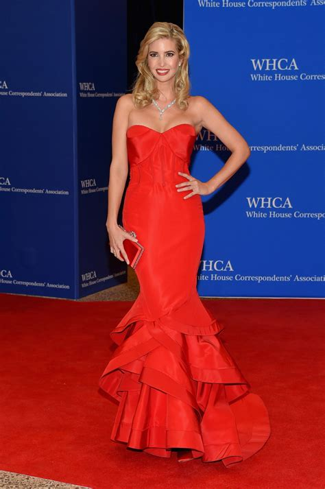 White House Correspondance Dinner by Ivanka 2015 White House Correspondents Dinner In