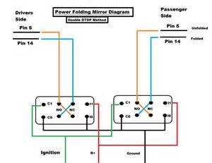 need power mirror wiring diagram for 94 t need wiring diagram and circuit schematic