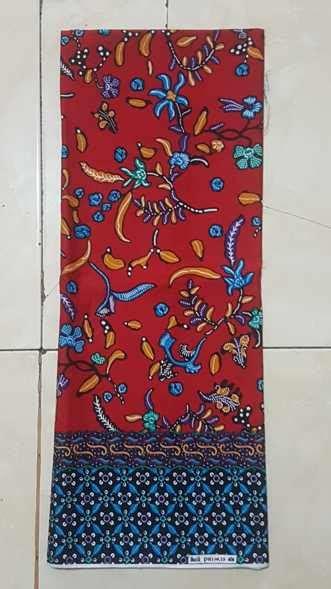 seragam batik wanita murah motif sesuai permintaan