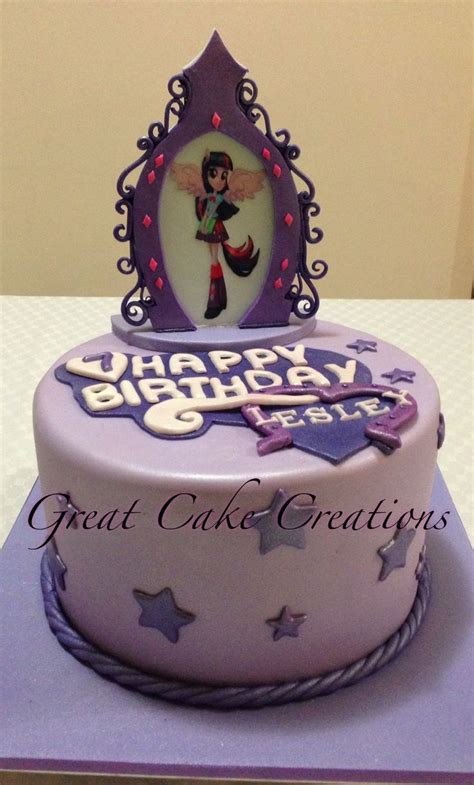 Mini Cupcake Glitter Skirts Series 2 Princess Emco equestria twilight sparkle great cake creations sparkle twilight sparkle