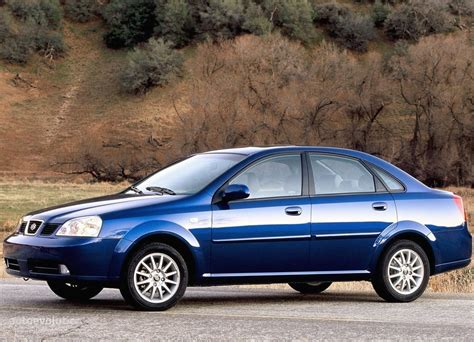 Suzuki Forenza Specs Suzuki Forenza Sedan Specs 2004 2005 2006 2007 2008