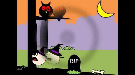 imagenes halloween para niños preescolar cuento de halloween para ni 241 os el entierra huesos youtube