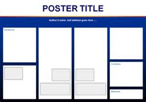 blank powerpoint templates academic poster template publisher chatorioles