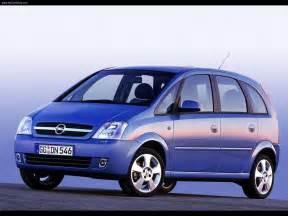 Opel Meriva 2003 Opel Meriva 1 8 16v Przestronnie Dla Wielu