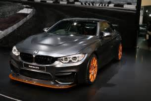 Bmw M4 Gts Bmw To Build Only Five M4 Gts Coupes Per Day