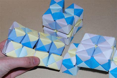 origami magic cube origami magic cube 28 images origami magic cube by