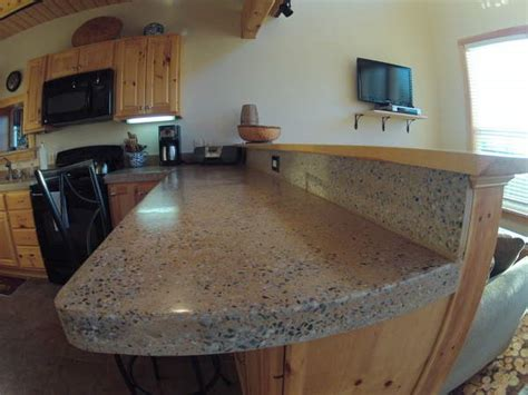 Concrete Countertops Maine by Seal Harbor Construction Concrete Countertops Benches