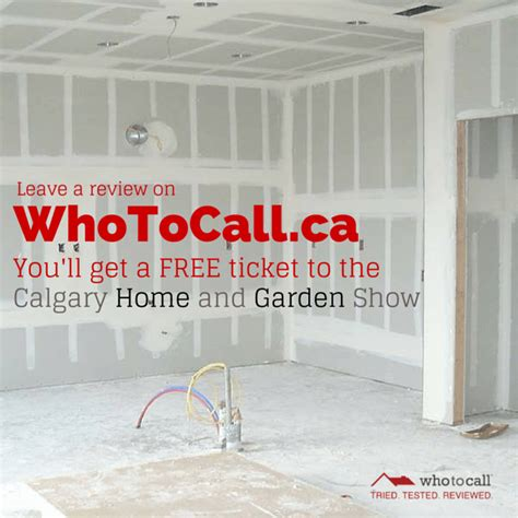 Home And Garden Giveaway 2015 - giveaway free tickets to the calgary home and garden show