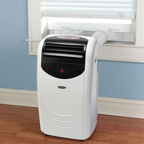 Ac Portable Best the best portable air conditioner hammacher schlemmer