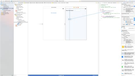 xcode linearlayout xcode wont let me drag and drop buttons