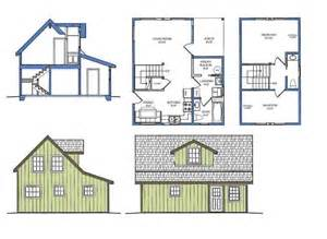 tiny house design plans which could be a source of ideas