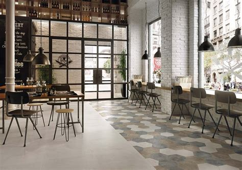 Rak Hexagon Tiles porcelain solutions u s concrete ceramic technics
