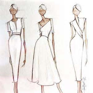 Clothing Sketch Templates by 17 Best Ideas About Clothing Sketches On