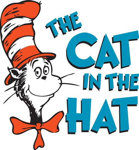 The Cat best cat in the hat clip 22028 clipartion