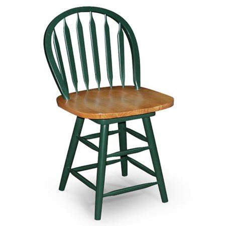 Arrowback Swivel Bar Stool by Arrowback Swivel Counter Stool 25 Quot Green