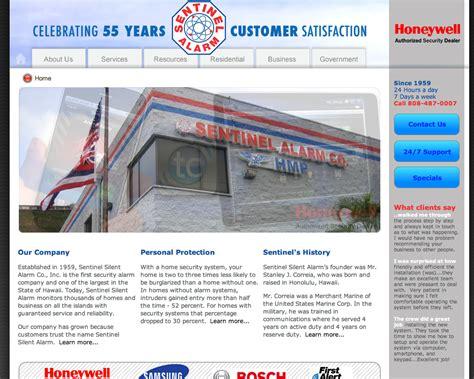 sentinel silent alarm hawaii reviews real customer reviews