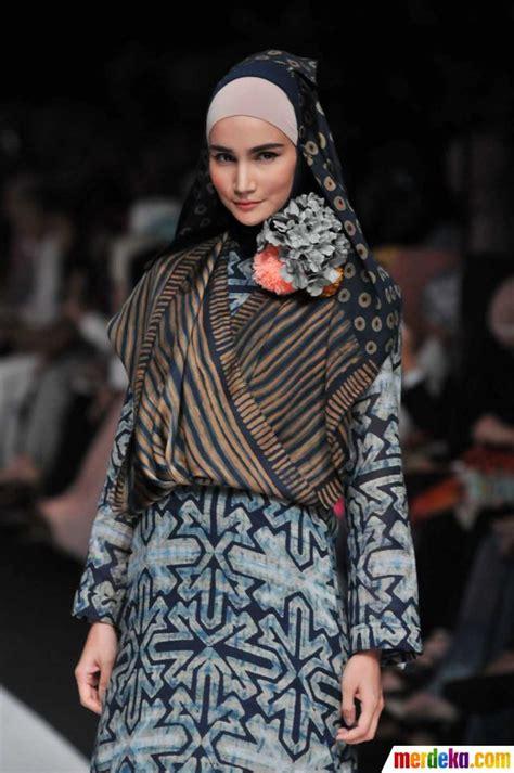 foto fashion show busana muslim merdeka style busana muslim 2013 foto fashion show busana muslim