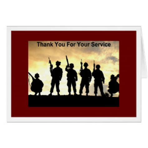 thank you for your service card template thank you cards thank you card
