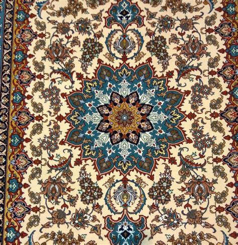 Persian Rug From Isfahan Iran Davari Never Used Catawiki Rug Auctions