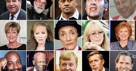 actors recently died 2016 newhairstylesformen2014com the famous faces we lost in 2015 from coronation street s