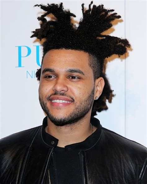 the weeknd s hair the weeknd 7 of the most artistic breakout musicians of