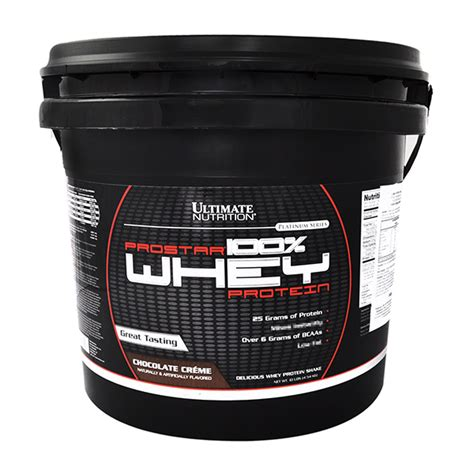 Un Prostar 100 Whey Protein prostar 100 whey protein
