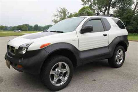 car owners manuals for sale 2001 isuzu vehicross navigation system isuzu vehicross ironman edition 2001 for sale only 86 made very rare