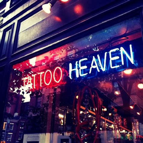 Tattoo Heaven Nyc | 60 best neon signage images on pinterest signage neon
