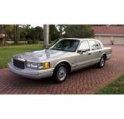 SOLD  1991 Lincoln Town Car For Sale By Auto Haus Of
