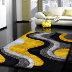 blue grey yellow rug home design ideas