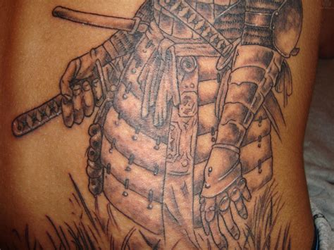 samurai warrior tattoo samurai warrior skull