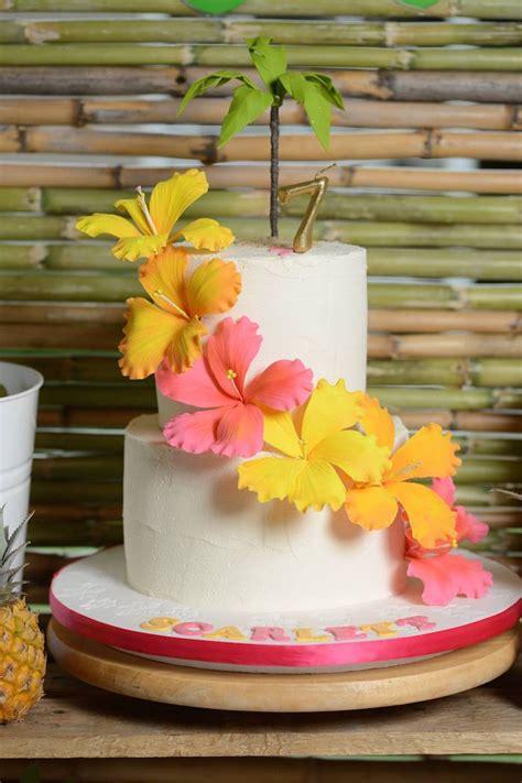 Kara S Ideas Hawaiian Luau Kara S Ideas Hawaiian Luau Themed Birthday