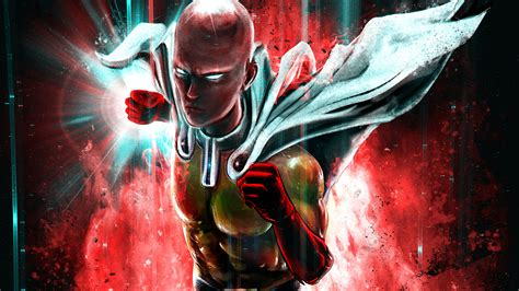 punch man  hd anime  wallpapers images
