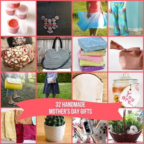 mom gift ideas 32 fabulous diy mothers day gift ideas includes no sew
