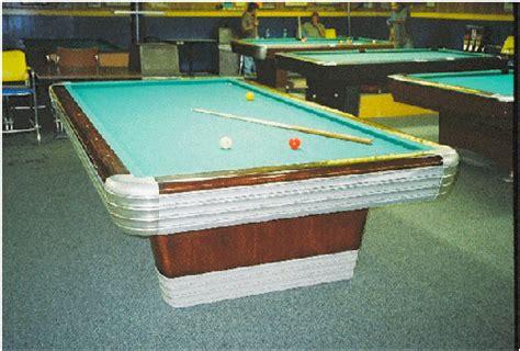 three cushion billiards table brunswick three cushion table cue and cushion home of st