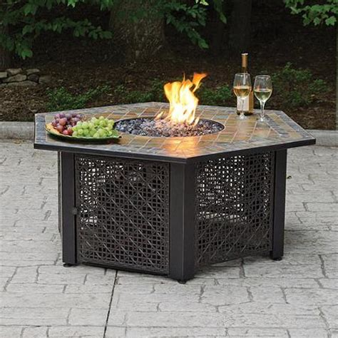 Cheap Allen Roth Propane Gas Fire Pit Find Allen Roth Lp Gas Firepits