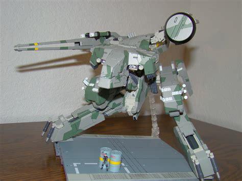 Metal Gear Rex Papercraft - metal gear rex by bluefox284 on deviantart