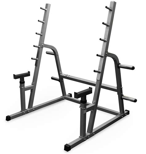Valor Squat Rack by Safety Squat Bench Combo Rack Valor Fitness Bd 6