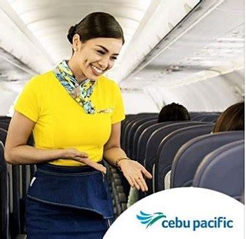 cabin crew hiring cebu pacific cabin crew hiring apply now 2016