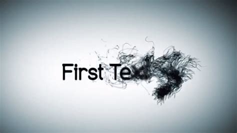 template after effects 5 best after effects templates for logo and text animation