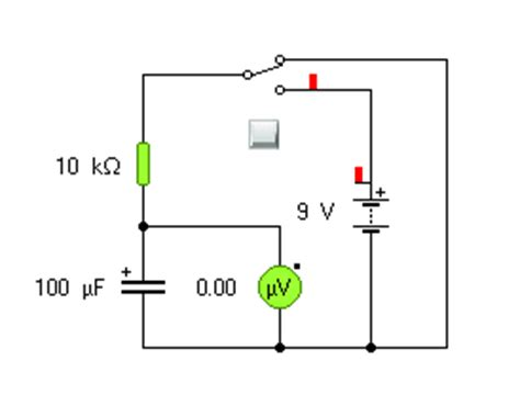 simple resistor and capacitor circuit simple timing circuits activity
