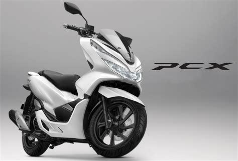 Honda Pcx 2018 Abs by Honda Pcx 150 Abs 2018 παρουσιάστηκε στην ινδονησία