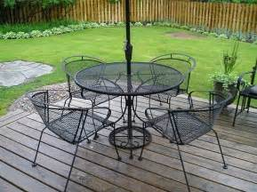 wrought iron patio furniture sets wrought iron patio furniture raftertales home