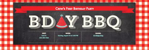 Home Bar Decorating Ideas all american bbq birthday evite
