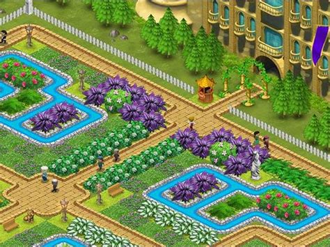 queens garden  ipad iphone android mac pc game